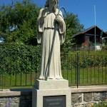Bâton de Saint Fromond - Bonfol