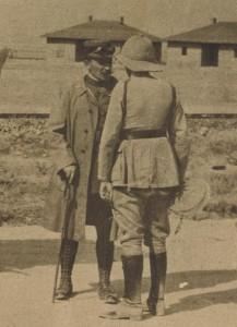 Le général Franchet d'Esperey en 1918