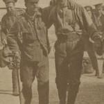 Soldat anglais blessé - Le Havre 1914