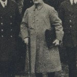 canne du maréchal Foch le 11-11-1918