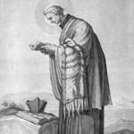 Saint Odulf ou Odulph d'Utrecht - 1630