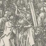 DURER Le Christ portant sa croix