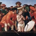 le martyre de saint Florian