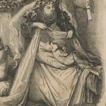 La fée sur le berceau de Béranger