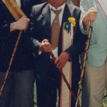 Cannes de compagnons en 1997