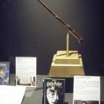 LYON musée miniature et cinéma - baguette d'Harry Potter