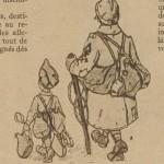 bâton de poilu par Hansi (1919)