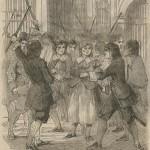 Emeute en 1709