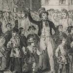 La quête de l'éguinané en Basse-Bretagne au XIXe siècle