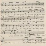 Musique de la ronde de la houlette