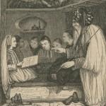 Baguette du maître d'école d'Alger en 1845