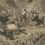 Chasse au condor 1857