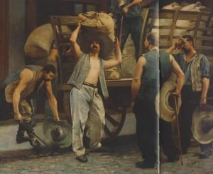 Livreurs de farine (1885)