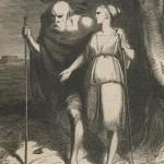 Cannes antiques d'Antigone et de son père