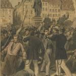 Emeute à Strasbourg en 1893