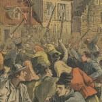 Emeutes en Belgique 1893 - 1