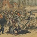 Emeutes en Belgique 1893