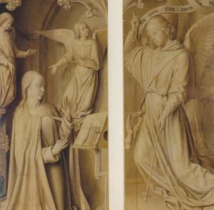 L'Annonciation cathédrale de Moulins