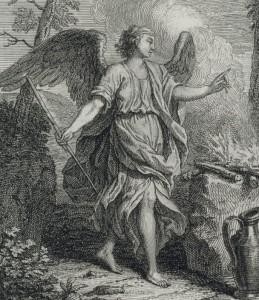 L'ange et Gédéon