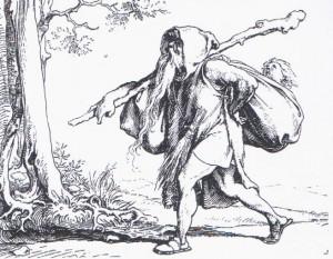 Le double méchant de saint Nicolas