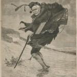 Bâton du pauvre pitre - 1886