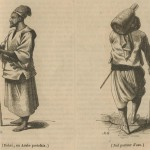 Bâtons de porteurs algériens