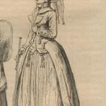 Redingote à l'anglaise - 1787