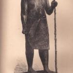 Bâton du Cheik El-Beled