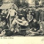 Souvenir du camp d'Arlon - Belgique