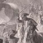 Coups de bâton chez les Turcs en 1861