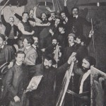 Elèves des Beaux-Arts de Paris en 1907 - Lectures pour tous (1)