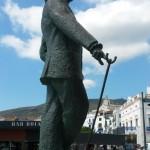 Statue de Dali à Cadaquès - 1