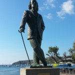 Statue de Dali à Cadaquès - 2