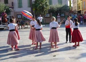 danse aux bâtons à Thuir - 3