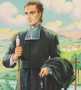 Bâton de saint Grignion de Montfort - 1