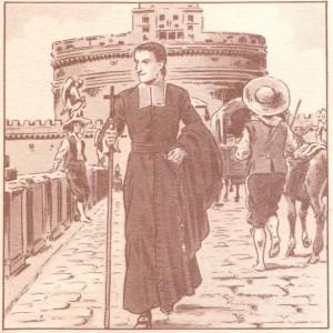 Bâton de saint Grignion de Montfort - 3
