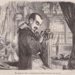 Alphonse KARR en 1850
