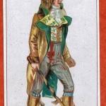 CHROMO - CHICOREE DANIEL VOELCKER-COUMES - REPRESENTANT DU PEUPLE . 1793