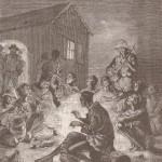 Le camp des Cafres dans L'Etoile du Sud - Ed. Hetzel 1884