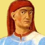 Portrait de Boccace par Andrea del Castagno 1450