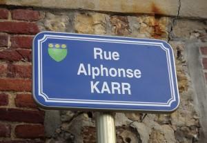 Rue Alphonse-Karr à Etretat - 2 (1)