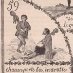Chacun porte sa marotte - XVIIIe siècle