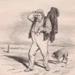Les plaisirs de l'été par Bertall - 1873