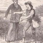 Propriétaire et paysan