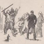 Wilfrid s'échappe des brigands