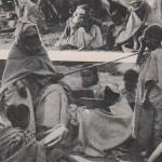 Baguette de maître d'école de ksour marocain 1909