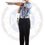 Tenue de femme gardien de la paix de 1995 à 2006