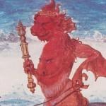 Le diable Béhémot et son sceptre