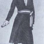 Commissaire de police et son bâton blanc sous l'Empire - site Sfhp