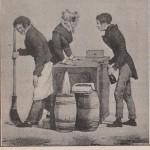 Demande d'huile de cotret chez l'épicier par Pigal